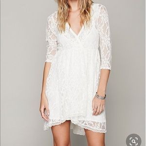 Free people forever yours dress. Size M.